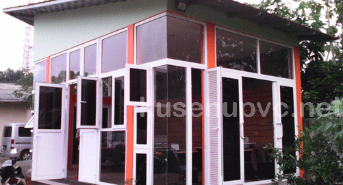 Distributor Kusen UPVC Dengan Harga Kompetitif