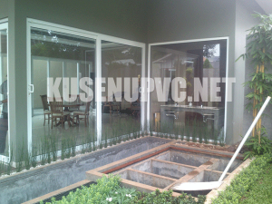 Jual Kusen UPVC Murah Jakarta