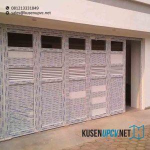 gambar pintu upvc folding untuk garasi di Jagakarsa id8382
