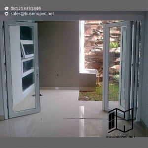 Jual Kusen UPVC warna Putih Murah id5884