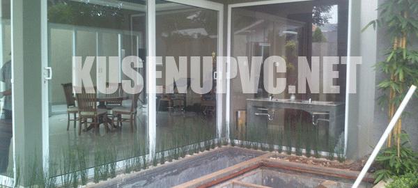 Jual Kusen UPVC Jakarta