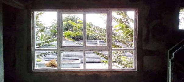 harga jendela upvc sliding conch putih di Pondok Aren id9070